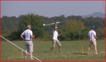 cisnadie gliding aeromodel